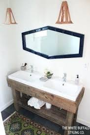 Diy Industrial Bathroom Mirror by Western Bathroom Vanity Mirrors 17 Bathroom Mirrors Ideas Decor