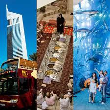 Big Bus Tour 24hour Ticket Lunch At SMCCU Entry To Dubai