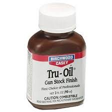 birchwood casey tru oil stock finish 3 oz walmart com