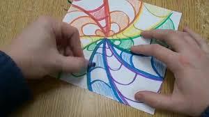 1280x720 Easy Op Art Design For Kids