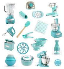 Beautiful Kitchen Decor Ideas For A Tiffany Blue Colored Updated With New Decorating Appliances Gadgets