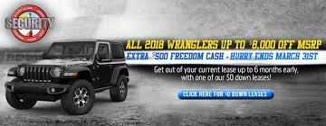 100 Dodge Truck Leases Security Chrysler Jeep Ram Chrysler Jeep Ram Dealer