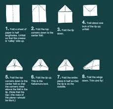 Make Paper Airplanes With All Your Excess Laying Around