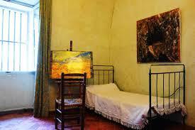 gogh la chambre visiter paul de mausole et la chambre de vincent gogh