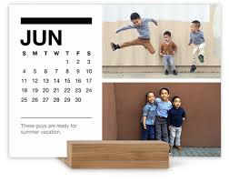 Personalized 2018 Photo Calendars