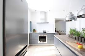 cuisine grise des modèles pour s inspirer côté maison