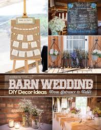 10 Ways To DIY Your Barn Wedding This Summer