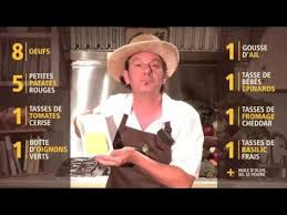 emission de cuisine la récolte de chez nous présente sa toute première émission de