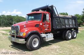 100 Construction Trucks For Sale 2004 Mack CV713 Granite Dump Truck Item K6272 SOLD July