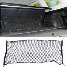 100 Truck Nets 41 X 25 Inches Cargo Net For SUV Bed Or Trunk Elastic Nylon