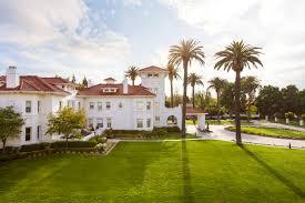 Christmas Tree Lane Palo Alto by San Jose Resorts Dolce Hayes Mansion San Jose Luxury Hotels