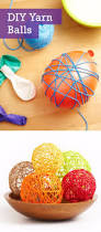 Things To Do On Halloween At Home by 50 Easy Crafts To Make And Sell Yarn Ball Homemade Crafts And