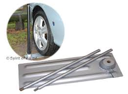 Additional Image Of Caravan Car Wheel Windsock Display Pole Stand CLICK TO VIEW