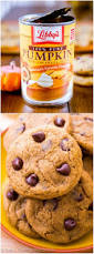 Libbys Pumpkin Oatmeal Bars by Pumpkin Chocolate Chip Cookies Sallys Baking Addiction