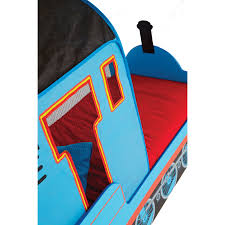 worlds apart thomas the tank engine feature toddler bed childsmart