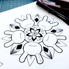 Drawing Up A Kidrobot Dunny Mandala For My Buddy Garyrozanski I Can
