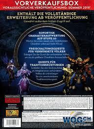 si e pc of warcraft battle for azeroth vorverkaufsversion code in