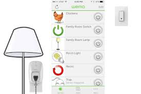 Wemo Light Switch Of Being Able To Trigger Other Devices From Inside The App Using Smartthings Hub Worked Well For Me But Most People Wouldnt