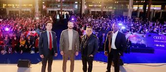 Sebastian Attends Civil War Premiere In Beijing