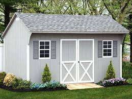Pre Built Sheds Canton Ohio by Cape Cod Fence Company Sheds