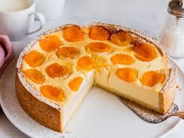 käsekuchen mit aprikosen einfach lecker