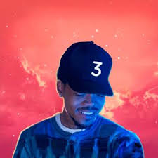 Coloring Book Chance The Rapper