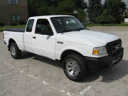 100 Used Ford Ranger Trucks 2007 4WD 2dr SuperCab 126 XL At Cleveland Auto