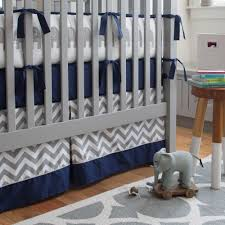 Navy And Coral Crib Bedding by Navy And Gray Elephants Baby Crib Bedding Grey Elephant
