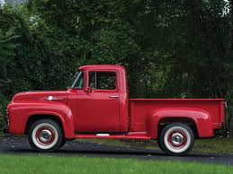 100 1956 Ford Truck RM Sothebys F100 Pickup Hershey 2018