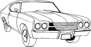 Muscle Car Coloring Pag Gallery Of Art Pages To Print