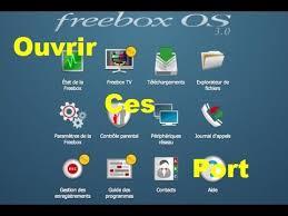 ouvrir ces port freebox tuto 2016 tossofficial