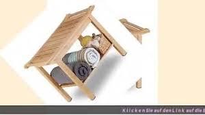 badezimmermöbel relaxdays badezimmer bank bambus sitzbank