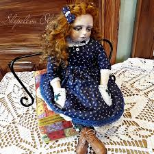 FREE PATTERN Lily Sugar N Cream Lily Doll Toys Pinterest