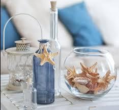 sommerdeko im glas basteln ideen für mini strand deko