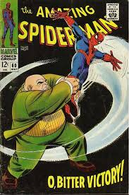 Amazing Spider Man 60 By John Romita