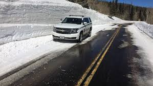 100 Rocky Mountain Truck Driving School Roads Mostly Reopened In National Park After