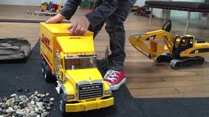 BRUDER TOYS Trucks For CHILRDEN Mack-Truck DHL Played By Jack (3 ... Cstruction Trucks For Children Learn Colors Bruder Toys Cement Bruder Tractors Claas New Holland John Deere Jcb 5cx Toys Youtube Children 02450 Cat Rolldozer Unboxing By Jack 4 Phillips Toy Garbage Truck Video 3 Videos Children And Tonka Toys Village New Road Mack Granite Dump Truck Rc Cveionfirst Load After Man Tgs Tanker 03775 Technology Of Boys 2014 Car Timber Scania Mobilbagger 0244 Excavator Site Dump Best Of Videos