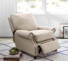 James Upholstered Recliner
