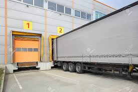 Loading Lorry Trailer At Warehouse Dock Stock Photo, Picture And ... New Loading Dock Improves Safety And Convience Arnold Air Force Home Nova Technology Hss Dock Solutions Assists With Downtons Alcohol Distribution Dealing Hours Vlations Beyond Your Control In Elds Forklift Handling Container Box Loading To Truck In Stock Photo White Delivery At A Picture And For Airports Saco Airport Equipment Lorry Semi Tractor Trailer Backed Up To A Brooklyn Historical Warehouse Google Search Retro Freight Trucks Lowes Logo Or Unloading At Product The Spotlight Industrieweg 2 5731 Hr Ford Driving Off Super Slowmotion High