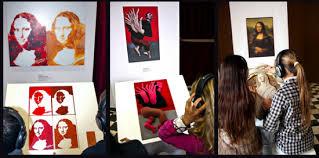 la joconde est dans les escaliers bon plan à avignon du 06 au 19 novembre 2012 la joconde est