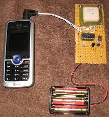 Open GPS Tracker using Cheap Cell Phone Hacked Gad s – DIY Tech Blog