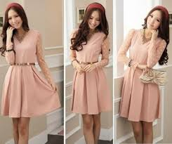 Teen Girl Style And Trendy Clothing Dress Women 2014 2015 Images