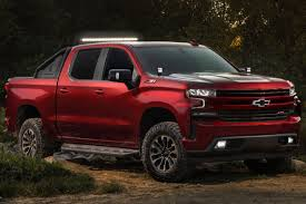 Silverado RST Off Road Concept: SEMA 2018 | GM Authority