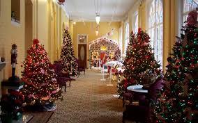 Christmas Tree Inn Spa Nh by America U0027s Best Hotels For Christmas Travel Leisure