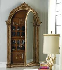 Floor Length Mirror Jewelry Armoire – Abolishmcrm.com Qvc Mirrored Jewelry Cabinet Full Length Mirror Armoire Canada Gold Silver Safekeeper By Lori Greiner Interior Armoires Faedaworkscom Size Wall Kirklands Soappculturecom Amlvideocom Luxury Deluxe Box Page Over The Door Black White Wall Jewelry Armoire Abolishrmcom