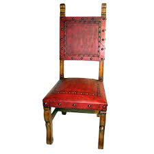 Spanish Heritage Red Chair - Plain With Nailheads - Set Of 4 Houston Chair With Ding Room Contemporary Antique Spanish Oak Spanish Bay Collection In Costa Rica Fniture Custom Antonella 130cm Minkbrown Ceramic Ding Table Alexa Chairs Texas Rustic Wood Tooled Leather Furnishings Baroque Style European Paint Finishes Old World Set Addison Mizner Revival Eight And Ornate Room Tables Ideas Tuscan 3 Sizes Trestle New The Best Sets Diamond Saw Blade Kitchen
