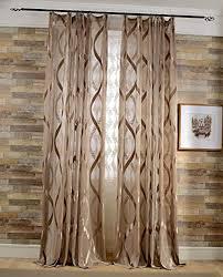 braun transparente gardinen vorhänge und weitere