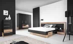 schlafzimmer komplett set b andenne 4 teilig schwarz walnuss