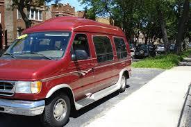 2000 Ford E 150 Conversion Van