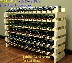 Amazon Stackable Modular Wine Rack Stackable Storage Stand